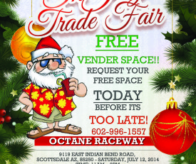 Christmas In July Trade Fair 2014- Tradesource - update